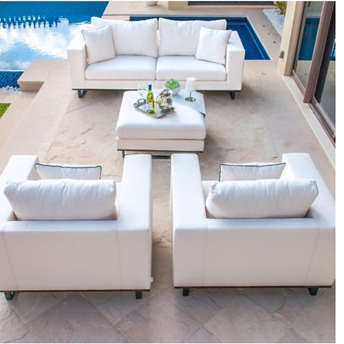 Ego Sofa Set - All weather