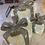 Thumbnail: Set of 3 silver presents