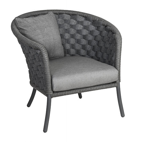 Cordial Curved top chair wide rope