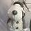 Thumbnail: Adjustable white reindeer