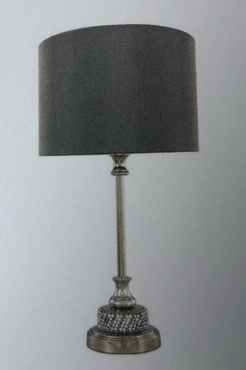 Silver Lamp Small
