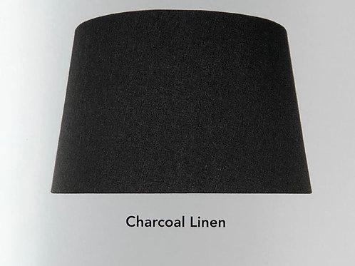 Charcoal Linen Shade