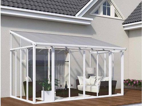 Palmar Serenity Lean To Conservatory