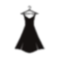 noir-cintre-robe-dessin_csp36372392_edit