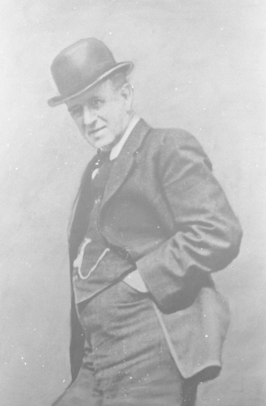 Charles Sanford Belford - Image Courtesy Southwestern University Special Collections and Archives