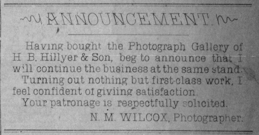 Nov. 6, 1887   Austin American Statesman