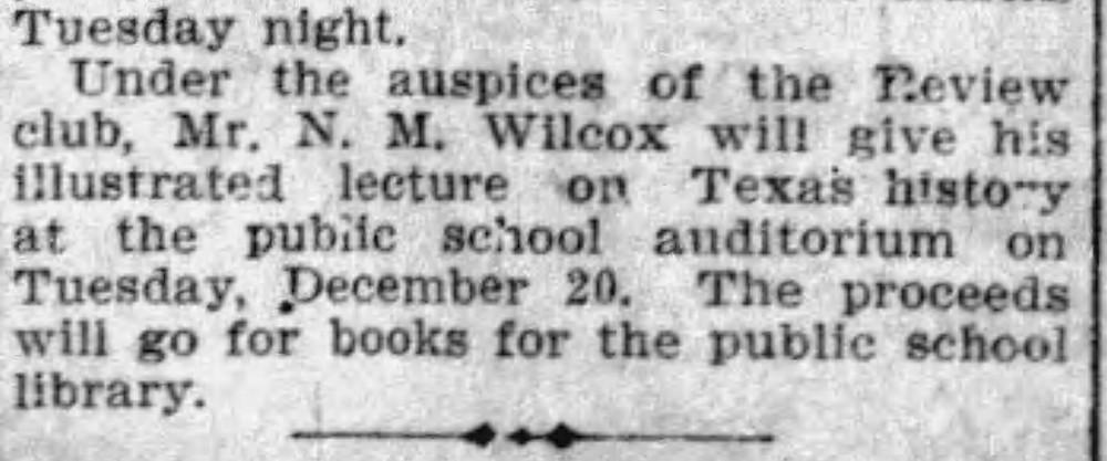 Dec. 11, 1904   Austin American Statesman