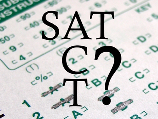 Everything juniors - and their parents - need to know about the ACT and SAT!