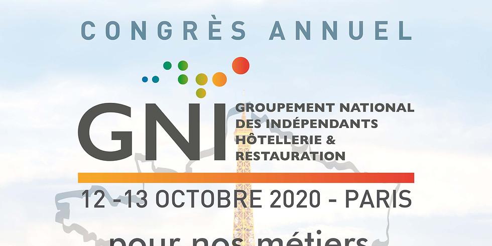 Congrès annuel GNI 2020