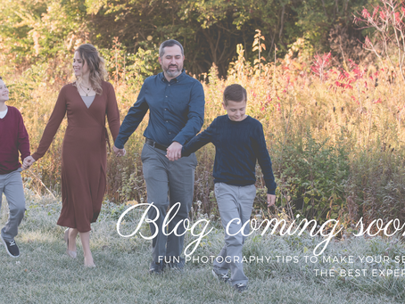 Blog Coming Soon for 2021!