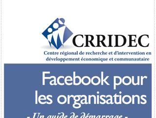 Facebook pour les organisations : un guide de démarrage