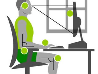 Ergonomie au travail : une bonne posture pour éviter les blessures
