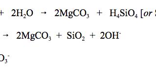 Retirer le CO2 de l'atmosphère : une solution prometteuse?