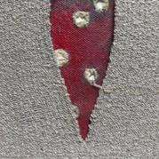 Slit Tapestry (detail)
