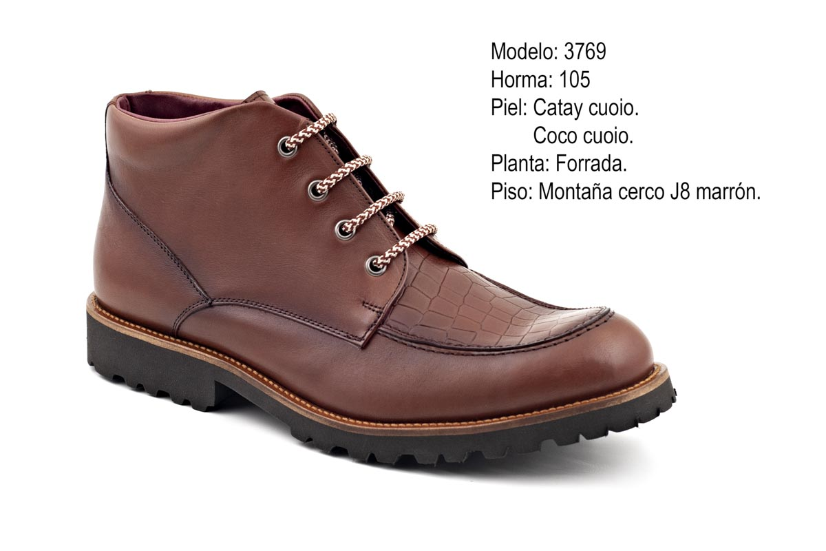 modelo 3769 catay cuoio