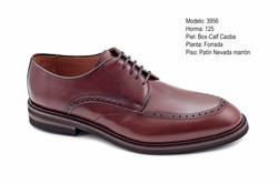 modelo 3956 box calf caoba
