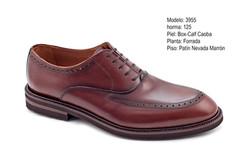 modelo 3955 bos calf caoba