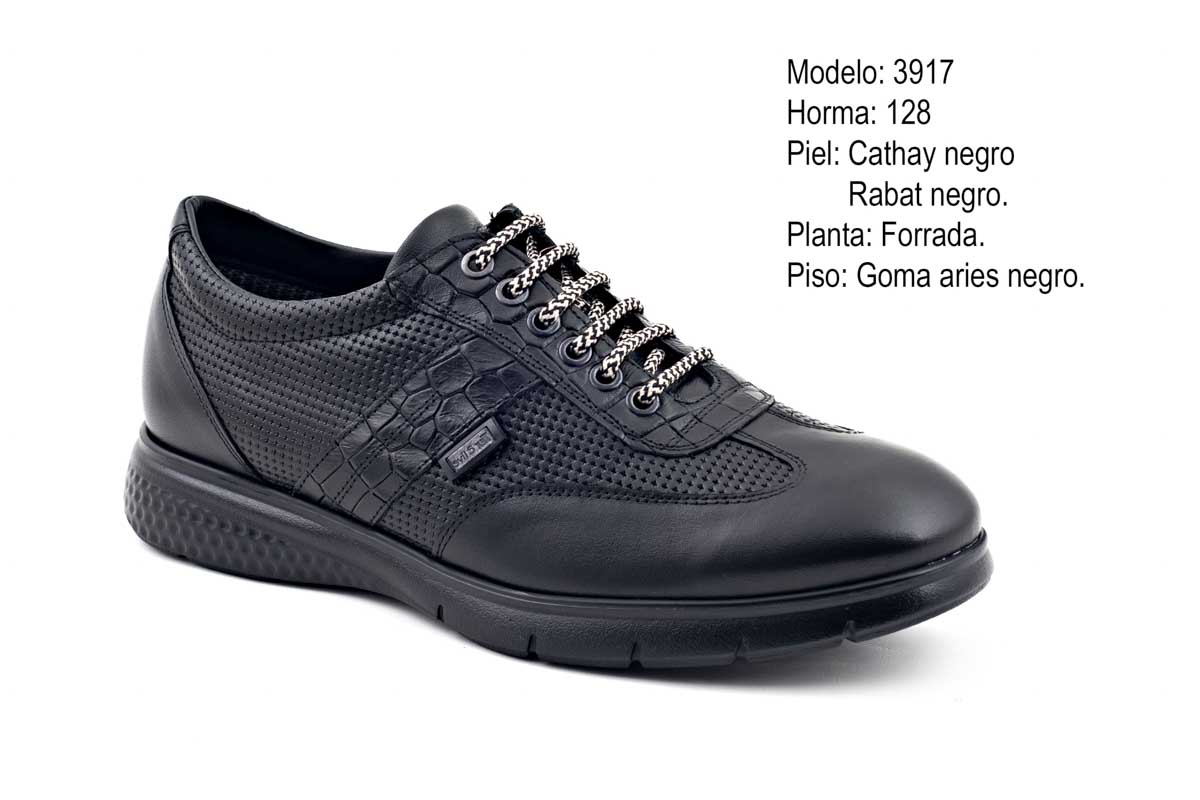 modelo 3917 cathay negro