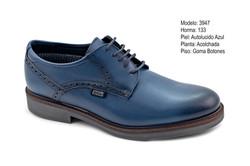 modelo 3947 autolucido azul