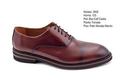 modelo 3958 box calf caoba
