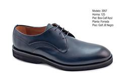 modelo 3957 boxcalf azul