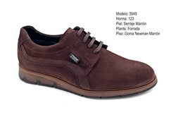 modelo 3949 serraje marron