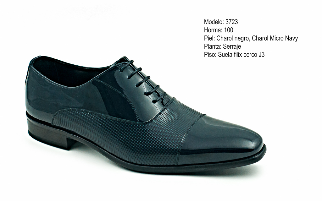 modelo 3723 horma 100 charol negro charol micro navy-2