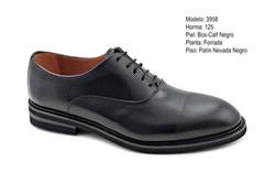 modelo 3958 box calf negro