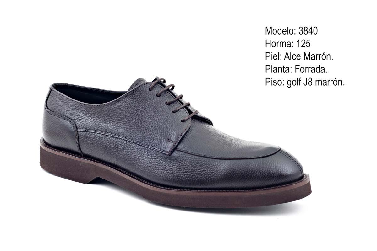modelo 3840 alce marron_