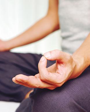 yoga ayurveda méditation pyama