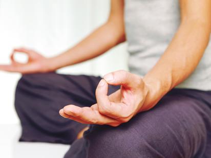 Ce signe que font les yogis avec leurs doigts...