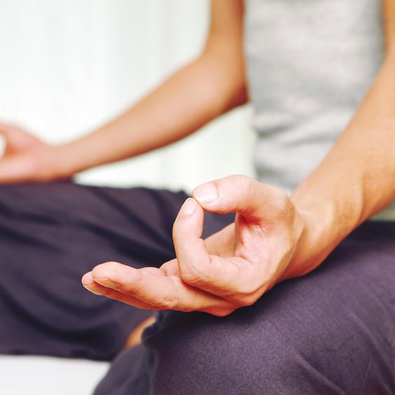 Yin Yoga in Old Louisville