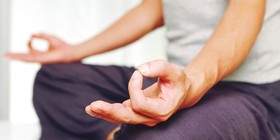 Meditação em Grupo (Gratuito - toda quarta)