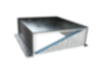 FST-Kabelbox Bauform dreiseitig Kabelbox Typ D