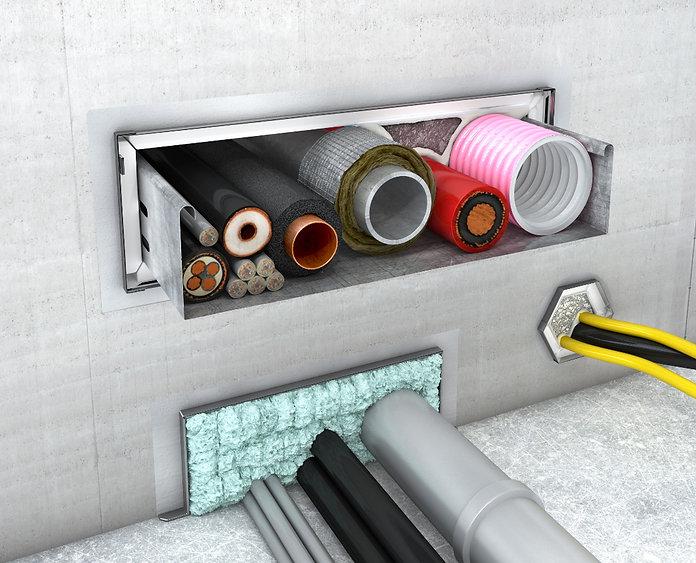 Kabelbox Bauformen und Kabelbox Typen von FST
