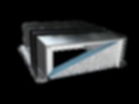 FST-Kabelbox Bauform dreiseitig, Kabelbox Typ D PLUS