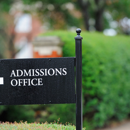 2020-2021 College Admissions Outcomes