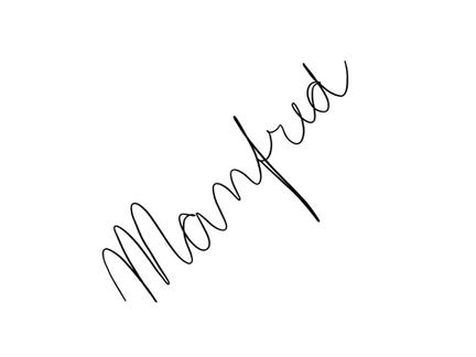 Mit Manfred über Minimalismus / With Manfred about minimalism