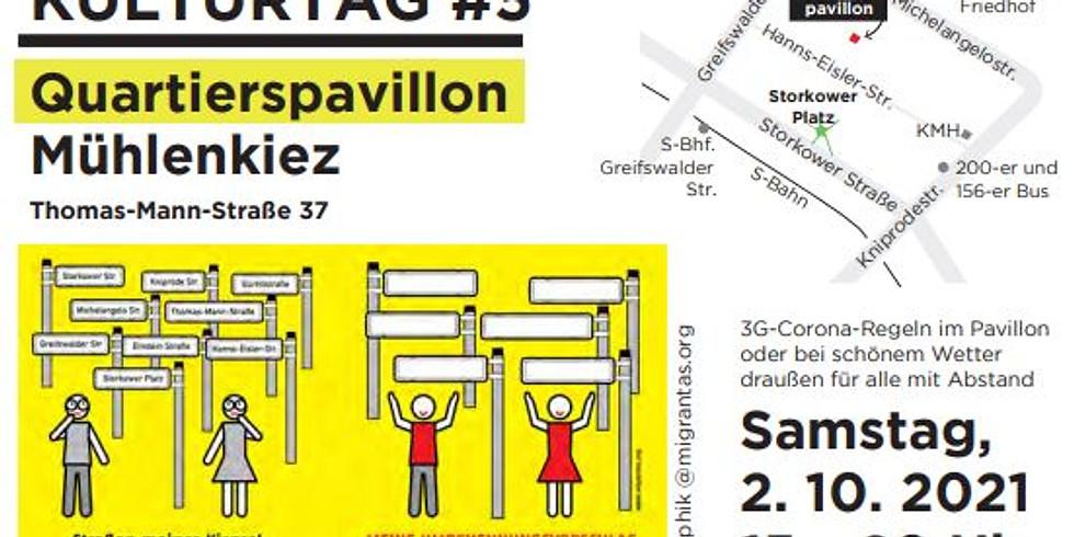 Platz sucht Identität - Kulturtag #5