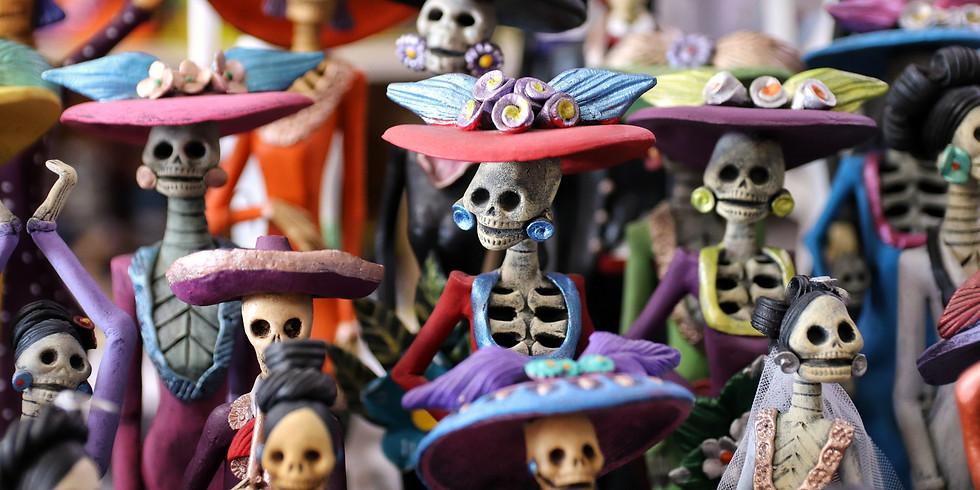"""Mexikanischer Tag der Toten in Pankow """"Día de los Muertos"""""""
