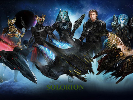 SolOrion Story and updates.