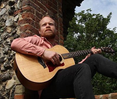 Richard Sutton at Bracondale, Norwich