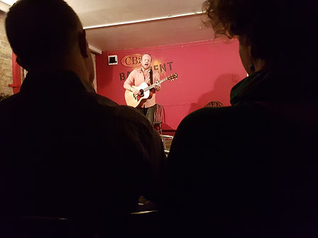 Richard Sutton, live and acoustic,  at the CB2, Cambridge