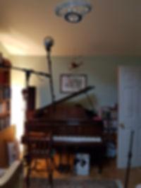 Home recording studio, Norwich