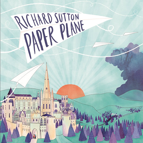 Paper Plane CD