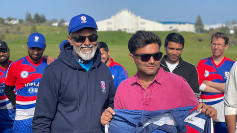 INDIAN DENTISTS TOUR ICELAND