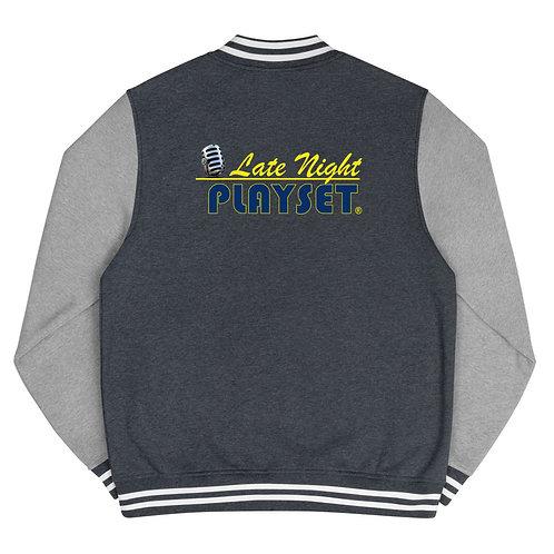 LNP Letterman Jacket