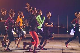 Correr noche