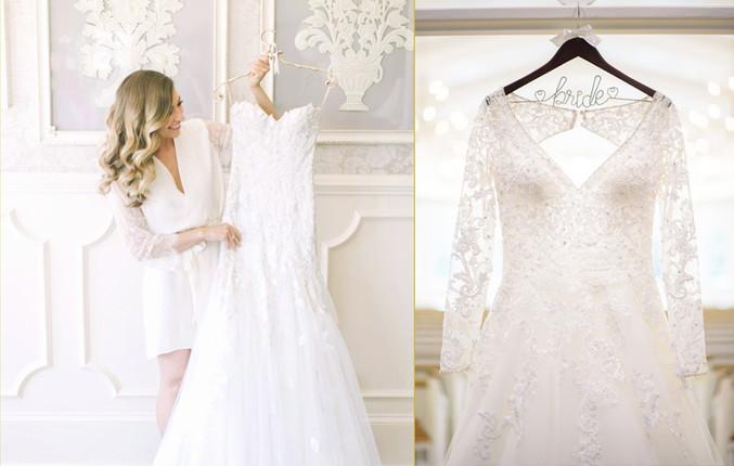 ¿Qué hacer con tu vestido de novia luego del matrimonio?