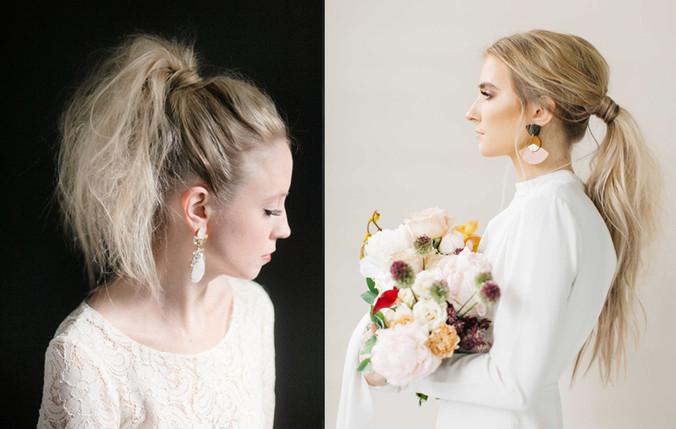 Peinados de novia para el 2019